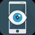 Screen filter Eyestrain relief icon
