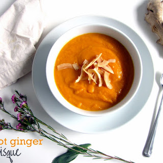 Carrot Ginger Bisque