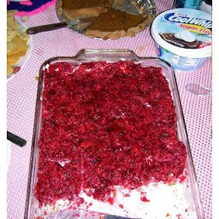 Jello Pretzel Dessert