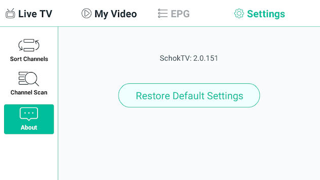 Download Schok TV APK latest version app for android devices