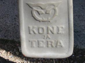Photo: Kone ja Terä roiskeläppä