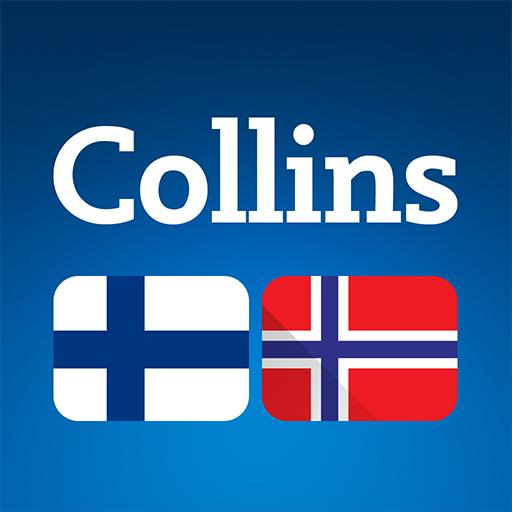 Collins Norwegian<>Finnish Dictionary Icon