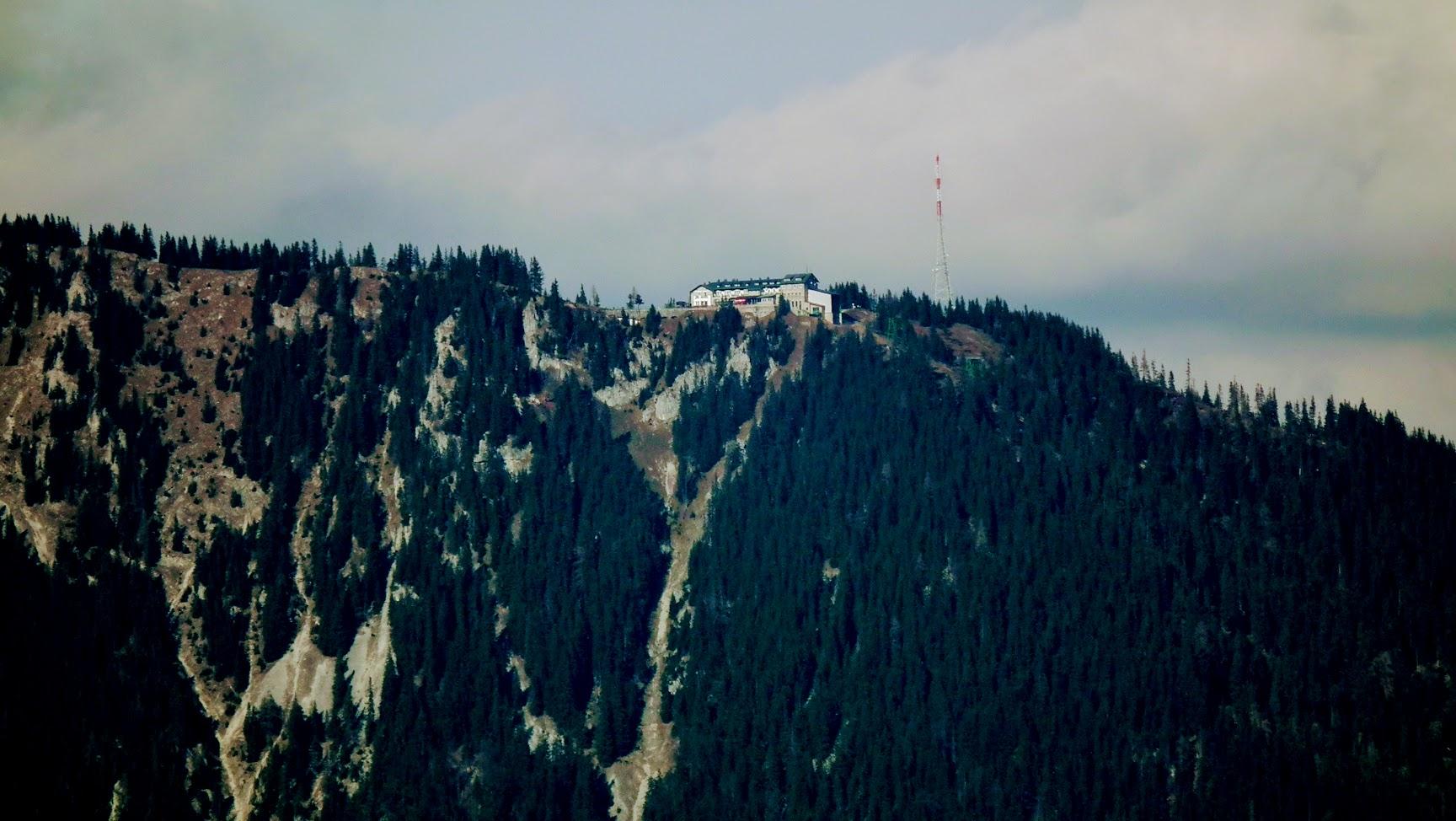 Reichenau/Raxalpe - DVB-T gapfiller+helyi URH-FM adóállomás