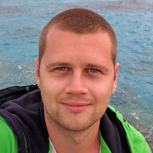 Evgeniy Sharafan avatar image