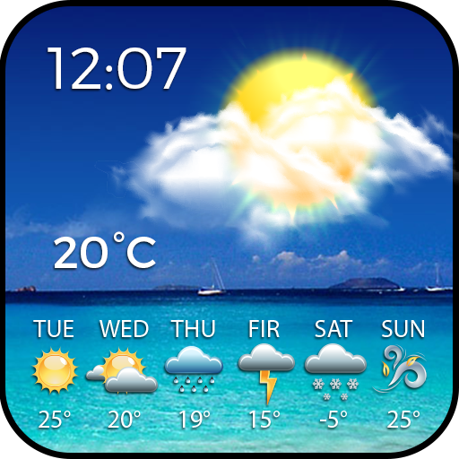 Weather Radar: 10 Day Forecast, Current Weather