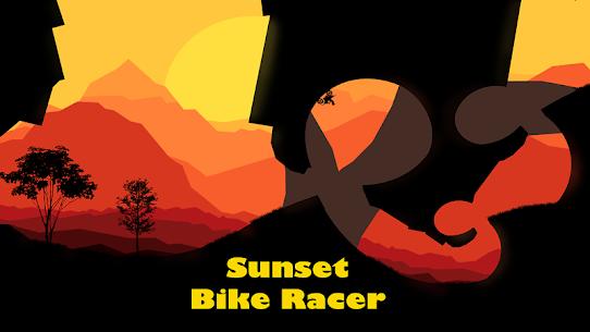 Sunset Bike Racer — Motocross MOD APK [Unlimited Money] 1