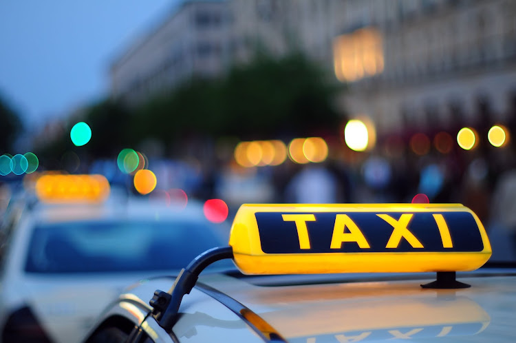 The taxi driver died after being stabbed in his car.