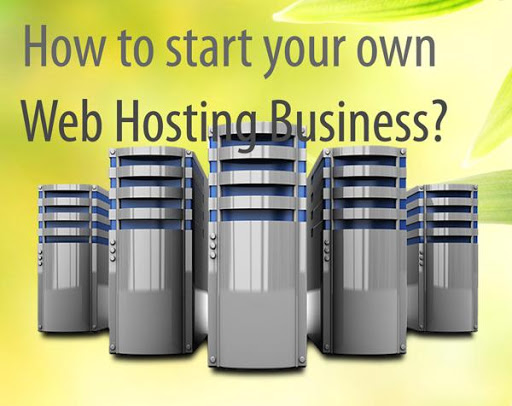 How to start hosting company