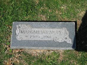 Photo: Headley, Margaret