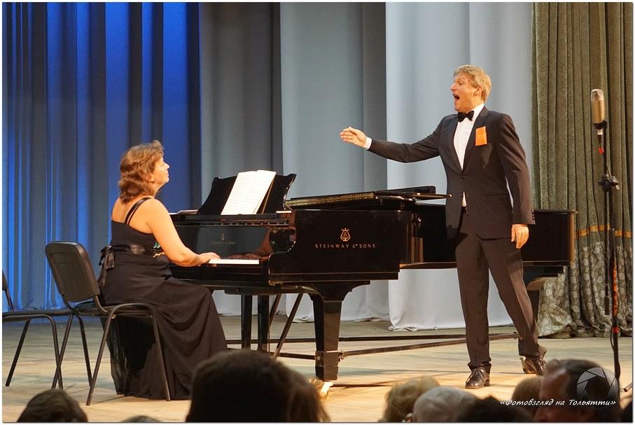 Хауке Мёллер и Наталья Селяткина (фортепиано)
