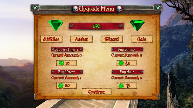 Скриншот Bridge Defense Lite