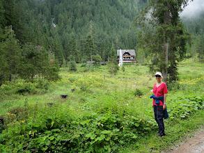 Photo: Alpengasthof Prossau in Sicht