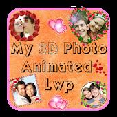 Photo Animated Live Wallpaper