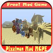 Pixelmon Mod MCPE