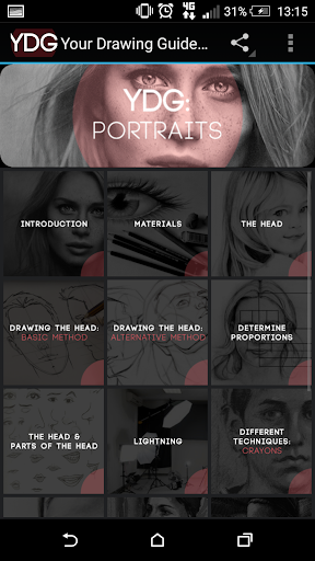 Your Drawing Guide: Portraits
