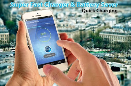 Fast Battery Charger & Saver screenshot 2