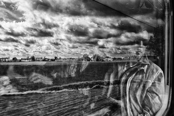 Dal treno di Yoyo