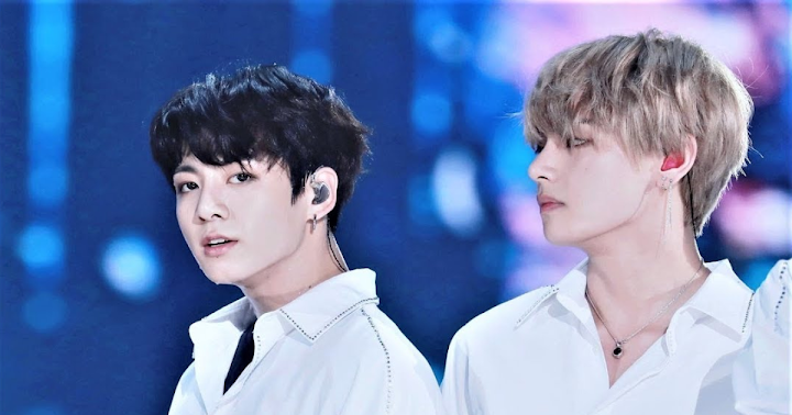 8 Times BTS's Jungkook and V Were The Visual Combo We Didn't