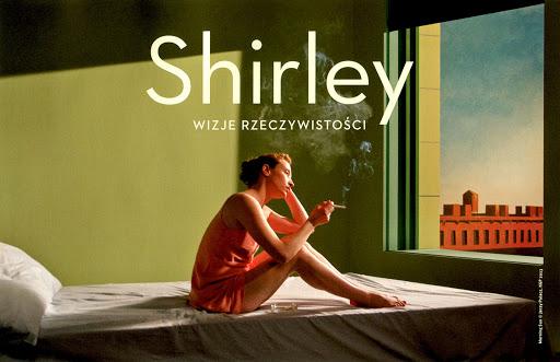 Przód ulotki filmu 'Shirley - Wizje Rzeczywistości'