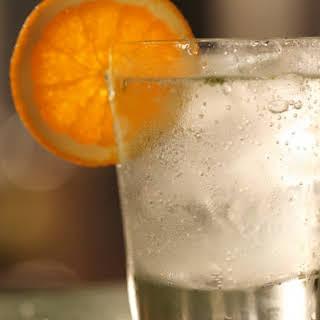 Ouzo Lemon Spritzer.