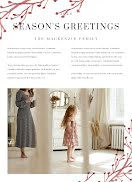Season's Greetings - Christmas item