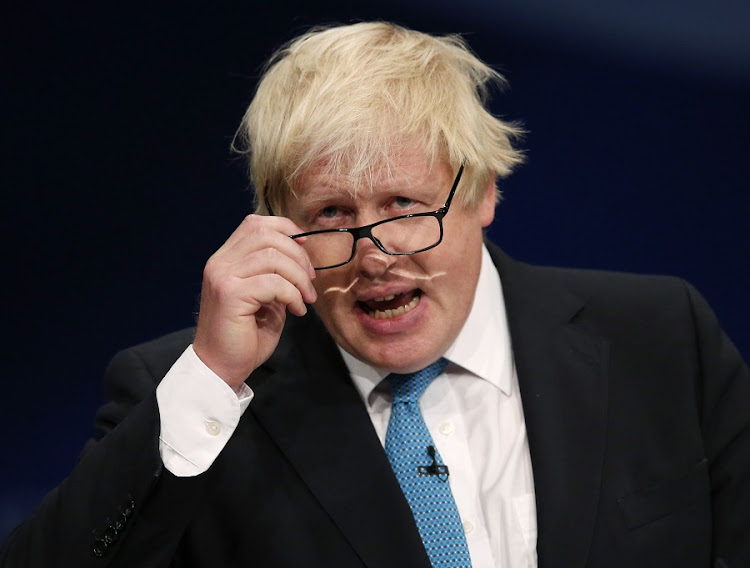 Boris Johnson. Picture: REUTERS/PHIL NOBLE