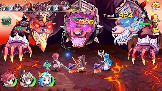 Final Chronicle (Fantasy RPG) Screenshot