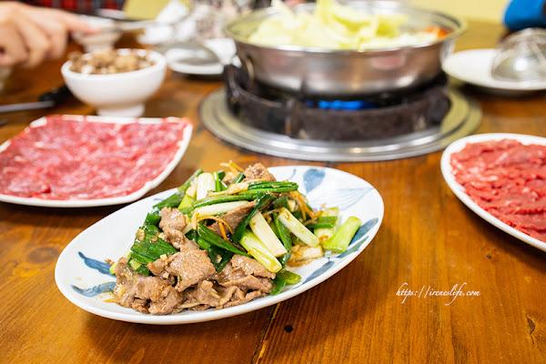嘉義美食推薦,溫體牛肉火鍋超厲害,限量老饕肉晚來吃不到.東方葉全牛料理店