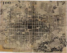Photo: 1753 Mapa Noble y Leal Imperial Ciudad México, Villaseñor Sanches Josepho Antonio