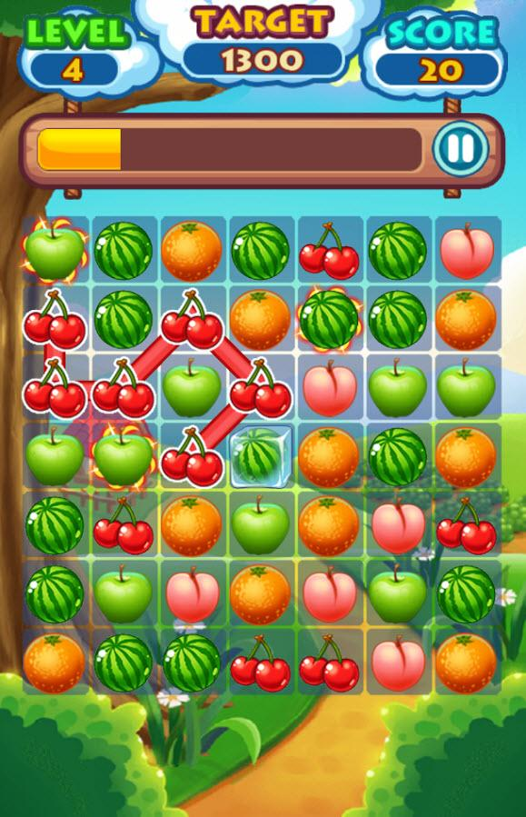 Link Fruit- screenshot