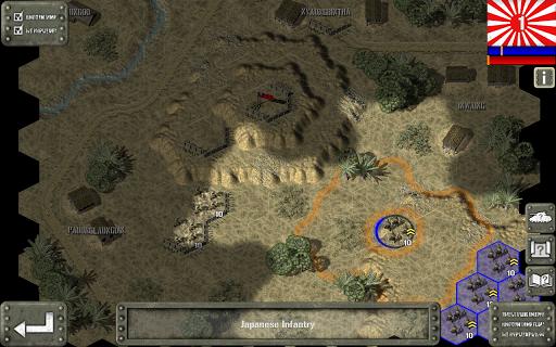 Télécharger Gratuit Tank Battle: Pacific mod apk screenshots 4