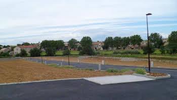 Terrain à bâtir 825 m2
