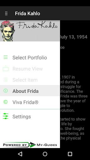 Frida Kahlo - The Official App