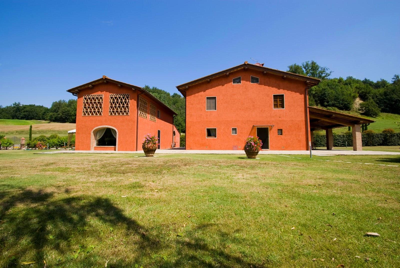 Casa Rosada_Reggello_1