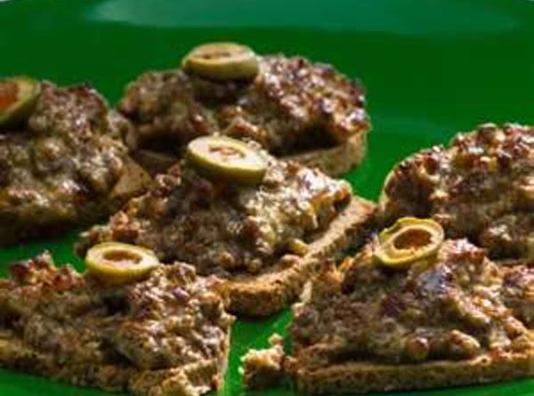 Bob Evans Sausage On Mini Ryes.... Recipe