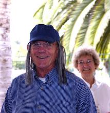 Photo: Bill Eldredge with Susie Cumins Newell