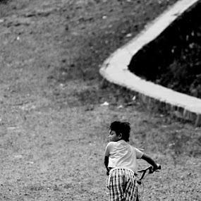 Lonely Ride ... by Dody Isnanto - Babies & Children Children Candids