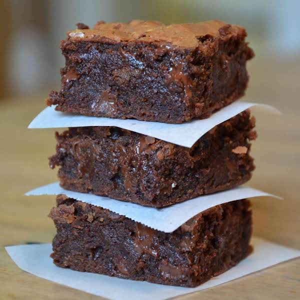The Very Best Healthy Brownies You Will Ever Taste Recipe