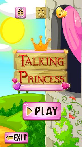 Talking Princess 1.8 screenshots 2