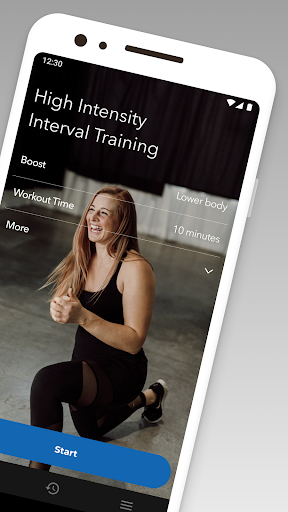 HIIT | Interval Workouts by Down Dog screenshots 3