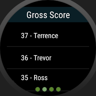 Golf GPS Rangefinder & Scoring- screenshot thumbnail