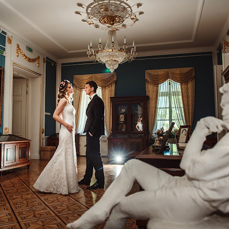 Свадебный фотограф Павел Сморгунов (Blondphoto). Фотография от 06.10.2017