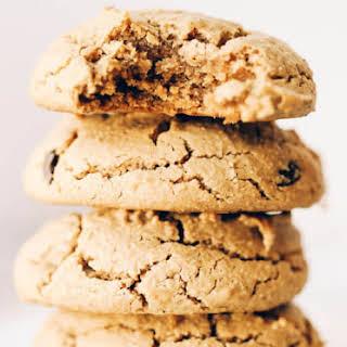 Cashew Chocolate Chip Cookies.
