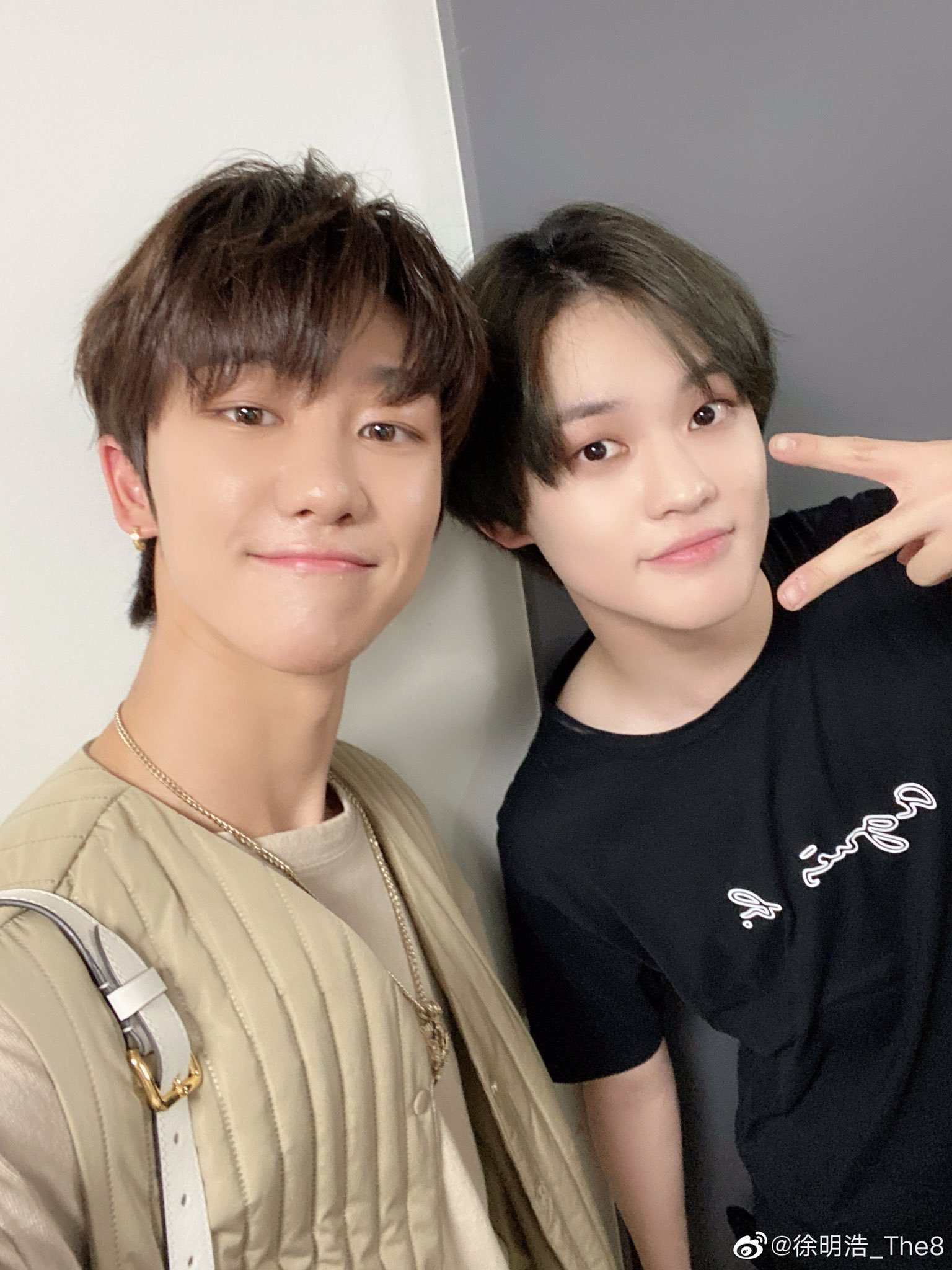 nct chenle seventeen the8 minghao
