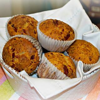 Honey Wheat Cheddar Muffins Recipe