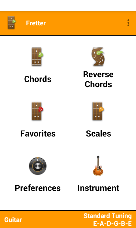 Fretter - Chords- screenshot