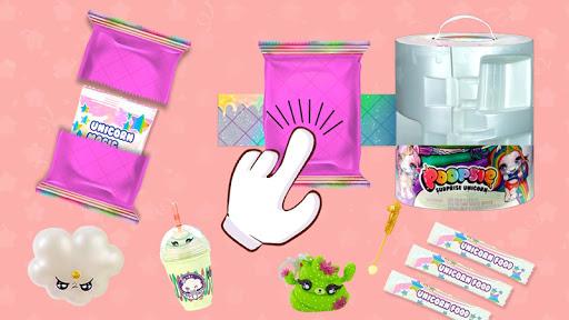 Unicorn Poop: Doll Slime Surprise Simulator android2mod screenshots 2