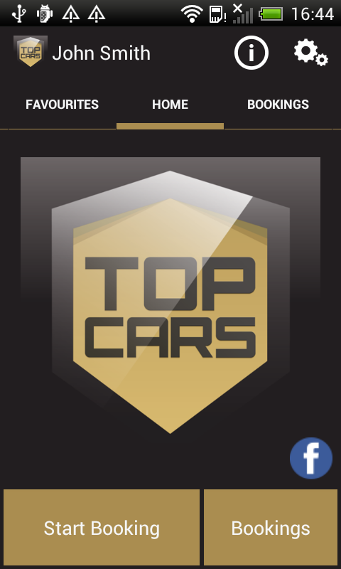 Top Cars Reading Taxis- screenshot