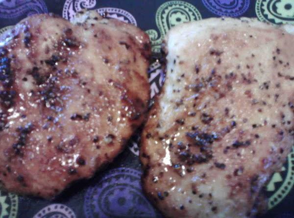 Season chicken breast with lemon pepper seasoning.Grill or fry chicken breast in a few...