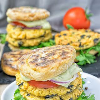 Mediterranean Veggie Burgers Recipes